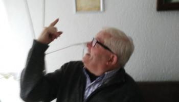 Afscheid van de heer Koridon